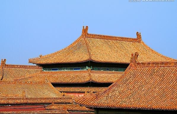 中国古建筑琉璃瓦